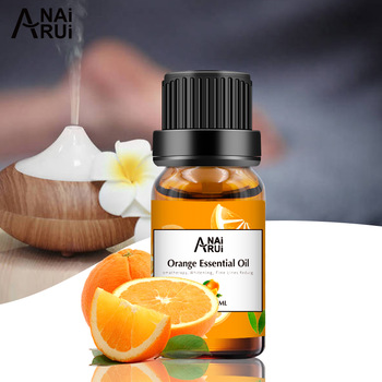 OEM 100% Pure Natural Essential Oils Aromatherapy Diffusers Oil Relieve Stress Massage Orange Essenti