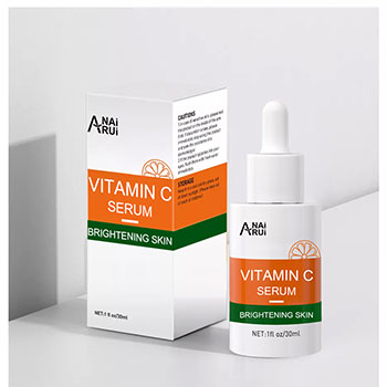 Vitamin C Serum with Hyaluronic Acid Anti Aging Wrinkle Moisturizer Whitening Face Serum